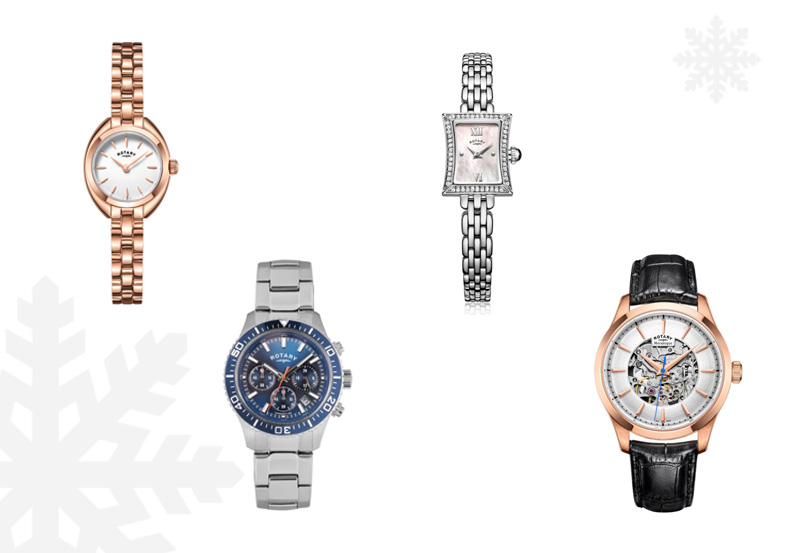 Rotary Watches for Men and Women, Perfect for Christmas